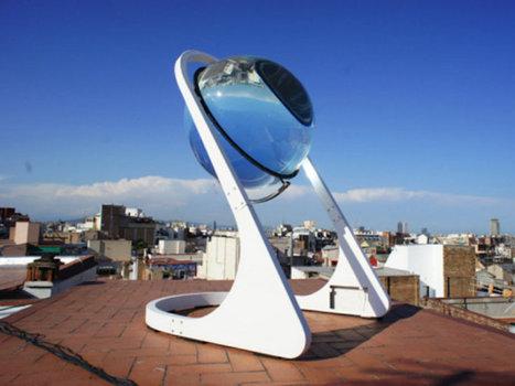Une sphère solaire pourrait révolutionner les panneaux photovoltaïques - CitizenPost   L'industrie de l'économie verte et durable all around the world!   Scoop.it