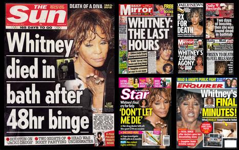 Whitney Houston: It's also photojournalism   Le Journal de la Photographie   Photography Now   Scoop.it