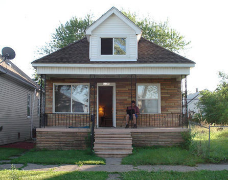 The Unreal Estate Guide to Detroit: Places: Design Observer   Law and Place   Scoop.it