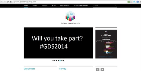 Global Drug Survey - Global Drug Survey, Mixmag Survey 2014 | Media & Academia (latest) | Scoop.it