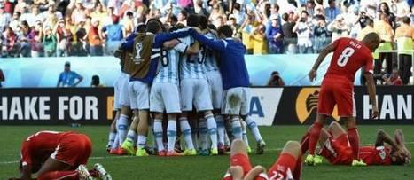 1/8 de finale : Argentine 1 - 0 Suisse - Coupe du monde - Brésil 2014 | Coupe du monde - Brésil 2014 | Scoop.it