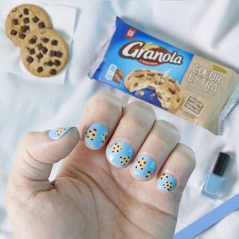 Pour promouvoir son nouveau cookie Cœur Extra, Granola s'amuse des clichés d'Instagram (+ concours)  - Communication (Agro)alimentaire | Communication Agroalimentaire | Scoop.it