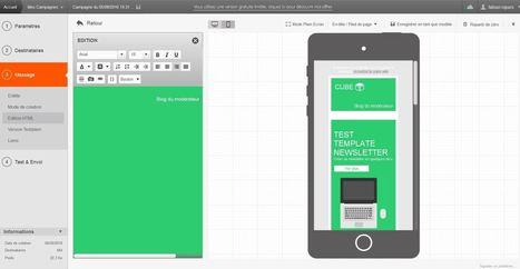 Sarbacane : un logiciel intuitif et complet pour ses campagnes mailing - Blog du Modérateur | François MAGNAN  Formateur Consultant | Scoop.it