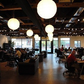 Why Co-working Spaces Help Businesses Succeed | Coworking attitude | Scoop.it