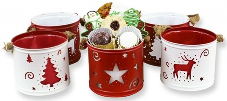 Christmas Holiday Special Festive Goodie Tin | Holiday Special | Scoop.it