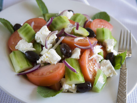 Why is a Mediterranean diet so good for you? Scientists think they know | Healthy Eating - Recipes, Food News | Scoop.it
