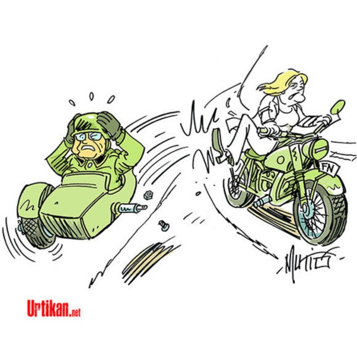 Jean-Marie Le Pen se dit «désavoué» | Baie d'humour | Scoop.it