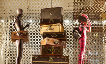 Louis Vuitton quiere hacer menos accesible su marca. #modaonline | Fashion MODA 2013 Sta je IN? | Scoop.it