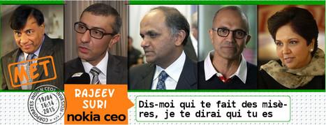 La Vague des CEO Indiens des Global Corporates, s'intéresse à la France | Madagascar Forces et Faiblesses | Scoop.it