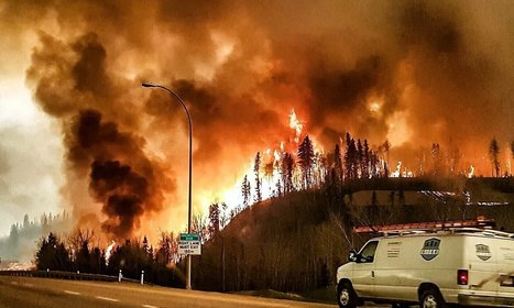 'Absolutely apocalyptic': Fort McMurray evacuees describe terror of Alberta wildfires | Archivance - Miscellanées | Scoop.it