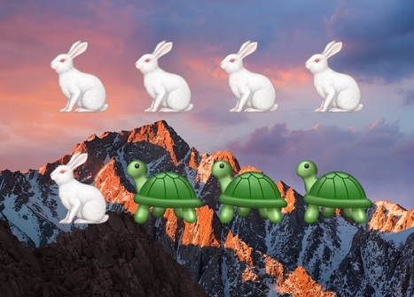 macOS Sierra Slow? Here's Why & How to Speed Sierra Up | Great technology tips from the Geek Goddess | Scoop.it