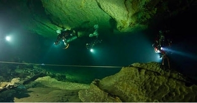 Daring divers bring up bodies from Plura caves - The Local | All about water, the oceans, environmental issues | Scoop.it