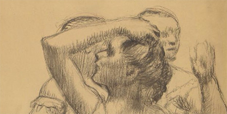 Un dessin de Degas volé par les nazis adjugé 462.500 euros | MuséoPat | Scoop.it