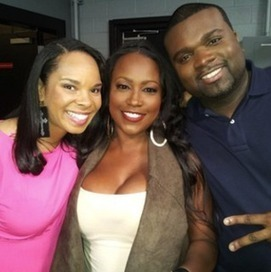 Rhymes with Snitch | Entertainment News | Celebrity Gossip: Maia Campbell Back to Work | GetAtMe | Scoop.it