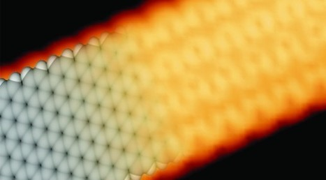 Graphene nanoribbons could be the savior of Moore's Law | Systems Theory | Scoop.it