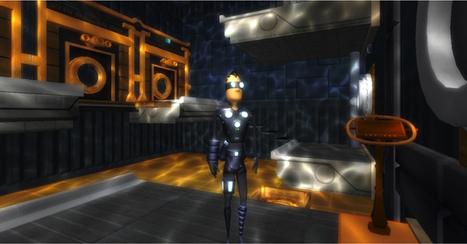 Un jeu vidéo pour apprendre les BASES de la programmation > Creanum   Machines Pensantes   Scoop.it