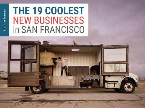 The 19 coolest new businesses in San Francisco ;() | Management - Innovation -Technology and beyond | Scoop.it
