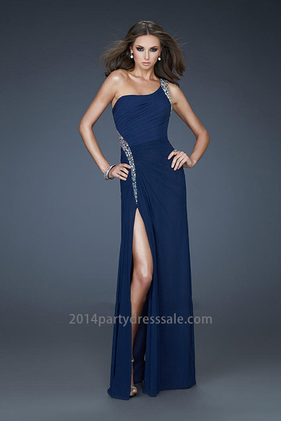 Flowing Fantasy Open Back Plunge Long Prom Dress Indigo [Long Prom Dress Indigo] - $179.00 : 2014 Hot Sale Dresses | Party Dresses Discount for Prom | Headphones Sale Online Cheap Beats By Dre | Scoop.it