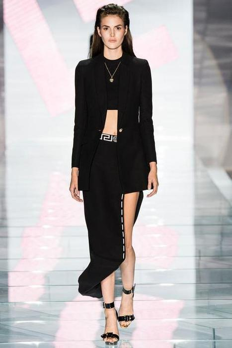 Style Versace Spring 2015 Ready-to-Wear - Style.com   Design and Aesthetics   Scoop.it