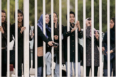 Iranian women still banned from stadiums - Al-Monitor: the Pulse of the Middle East | Olimpia Bineschi | Scoop.it