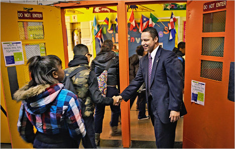 The Fragile Success of School Reform in the Bronx | Catalyzing Education Reform | Scoop.it