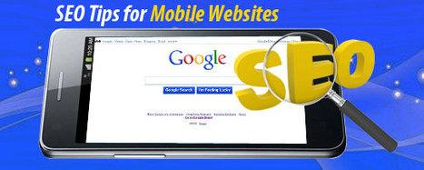 Basic SEO Tips for your mobile website | K2 SEO Blog | Scoop.it