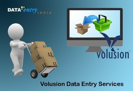 Vital Advantages of Outsourcing Volusion Data Entry to a Specialized Company | Catalog Processing & Data Entry Services | Scoop.it