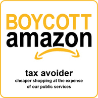 """Boycotter Amazon"", Denis Robert franchit le pas 