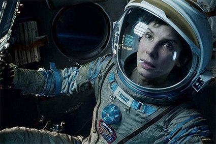 3D printing on-demand parts for 'Gravity'. | 3D Me | Scoop.it
