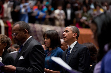 Obama extols a biblical vision of equality for all in second inaugural - Religion News Service | Law and Religion | Scoop.it