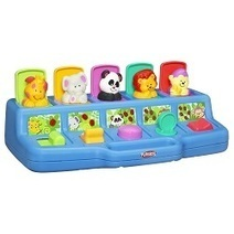 Playskool Busy Poppin' Pals Toy Review   Best Climbing Toys For Toddlers 2014   Scoop.it
