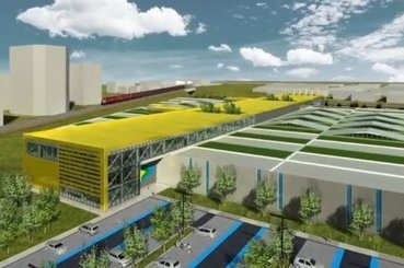 STM: un garage vert et surprenant de 165 millions | Maxime Bergeron | Transports | Agriculture urbaine, architecture et urbanisme durable | Scoop.it