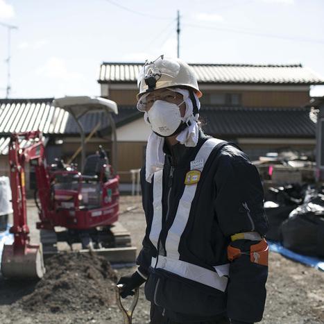 Cinq ans après Fukushima, les villes fantômes du Japon | Communication Sensible | Scoop.it