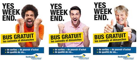 Transport | Les bus seront gratuits ce week-end sur le Dunkerquois ! | Dunkerque | Scoop.it