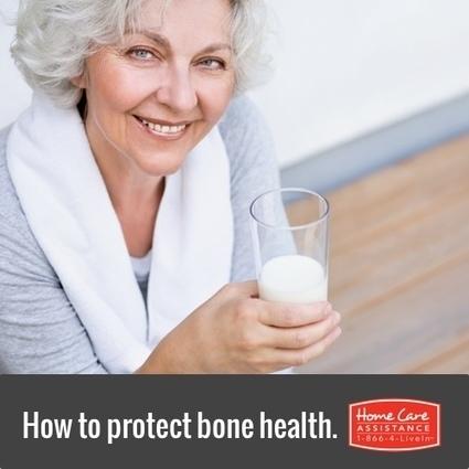 How to Enhance Senior Bone Health? | Home Care Assistance Columbus | Scoop.it
