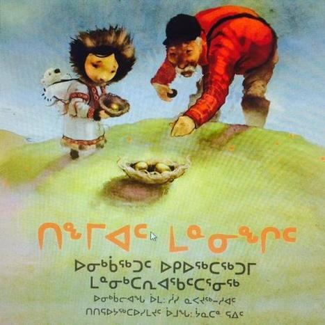 Inuit owned publishing company making books available in Inuktitut   Inuit Nunangat Stories   Scoop.it
