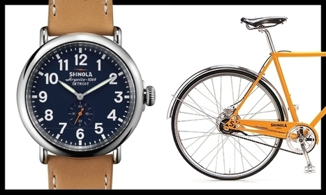 How Shinola Went From Shoe Polish to the Coolest Brand in America | Integrated Brand Communications | Scoop.it
