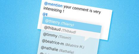 Améliorez l'interaction dans vos commentaires WordPress | WordPress France | Scoop.it