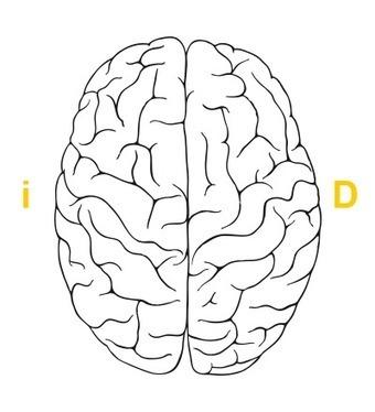 ¿Cuál es su hemisferio cerebral predominante? ¿Derecho o izquierdo? ¡Haga el test! | Capacitación | Scoop.it