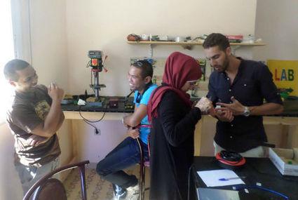 Maroc : un fablab au cœur de Tanger pour les innovateurs et | FabLab - DIY - 3D printing- Maker | Scoop.it