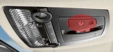 Bouton d'appel d'urgence en voiture : à quoi ça sert ? - Quoi.info | MZougmid | Scoop.it