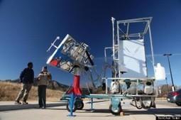 Des toilettes solaires et solidaires qui produisent du biochar | Le flux d'Infogreen.lu | Scoop.it