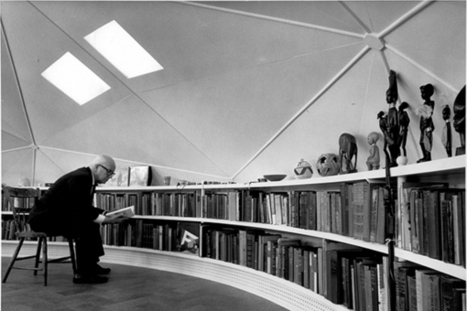 The Restoration of Buckminster Fuller's Dome Home Kicks Off Saturday | Buckminster Fuller | Scoop.it