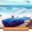 Creative Wallpapers – World In Bottle | Wallpaper Collection | Scoop.it