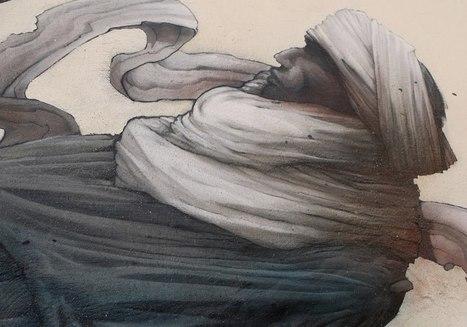 Mural Update Bom.K in Djerbah | art move | Scoop.it