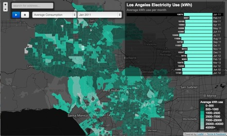 L.A. Uses Big Data to Map Energy Block by Block | MIT Technology Review | The urban.NET | Scoop.it