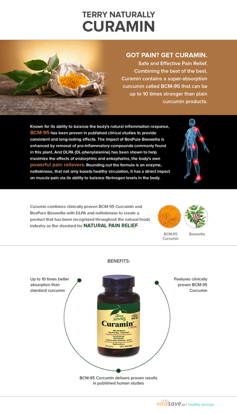 TERRY NATURALLY CURAMIN   Vitasave - Canada's top online vitamin and supplement store   Scoop.it