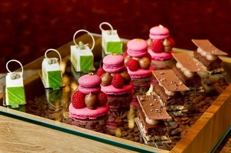 Chocolate Afternoon Tea At The Chancery Court Hotel | Candy Buffet Weddings, Events, Food Station Buffets and Tea Parties | Scoop.it