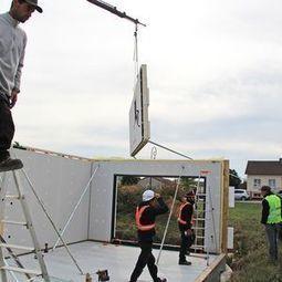 Des murs bois aux performances supérieures à la RT 2012   ISORE : Experts en projets durables   Scoop.it