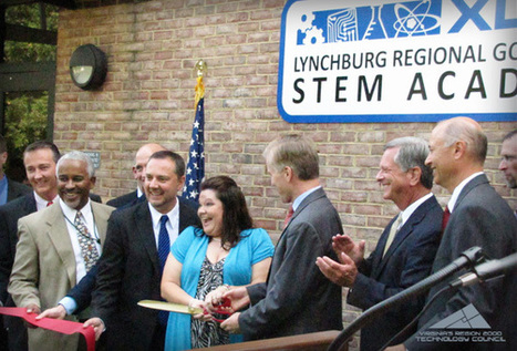 VA: Governor McDonnell Cuts Ribbon at XLR8 STEM Academy | Region 2000 Technology Council | Ideas Matter | Scoop.it
